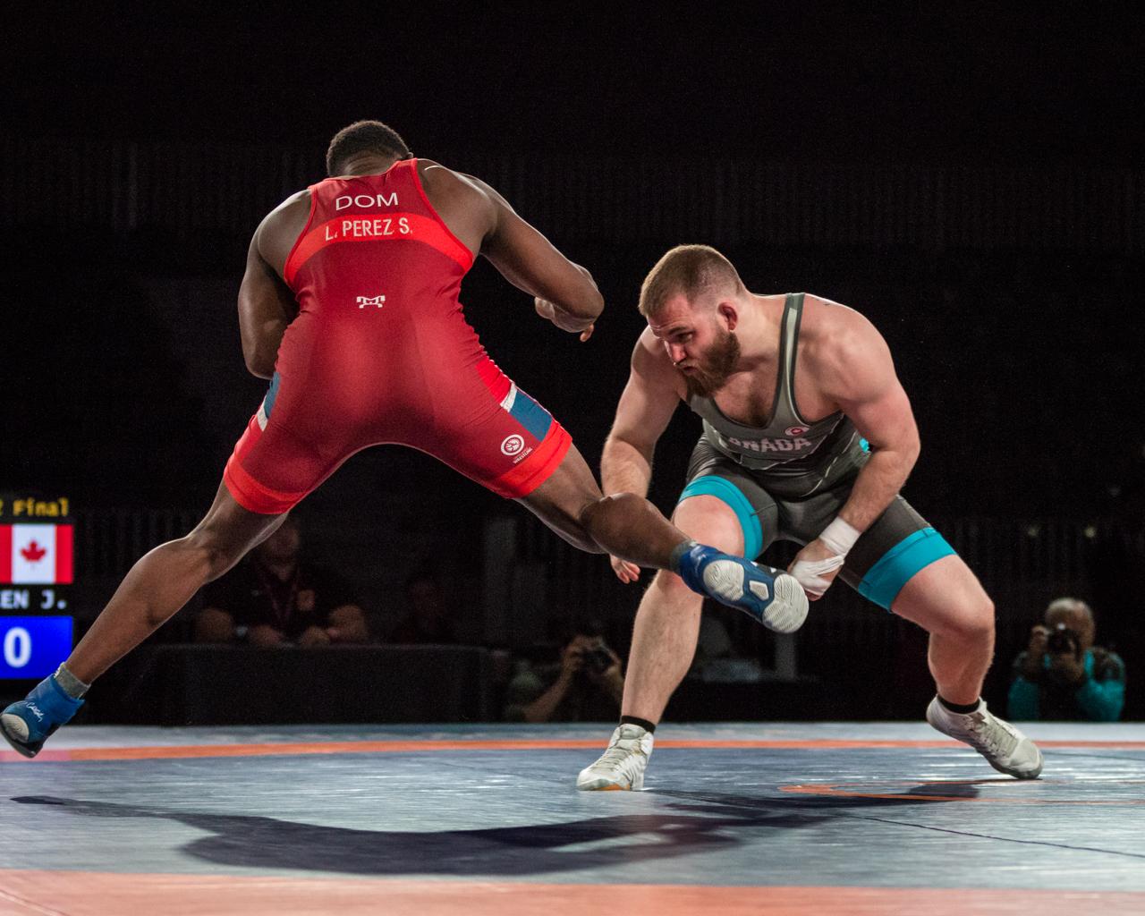 2020 Pan-Am Olympic Qual - Men-1094