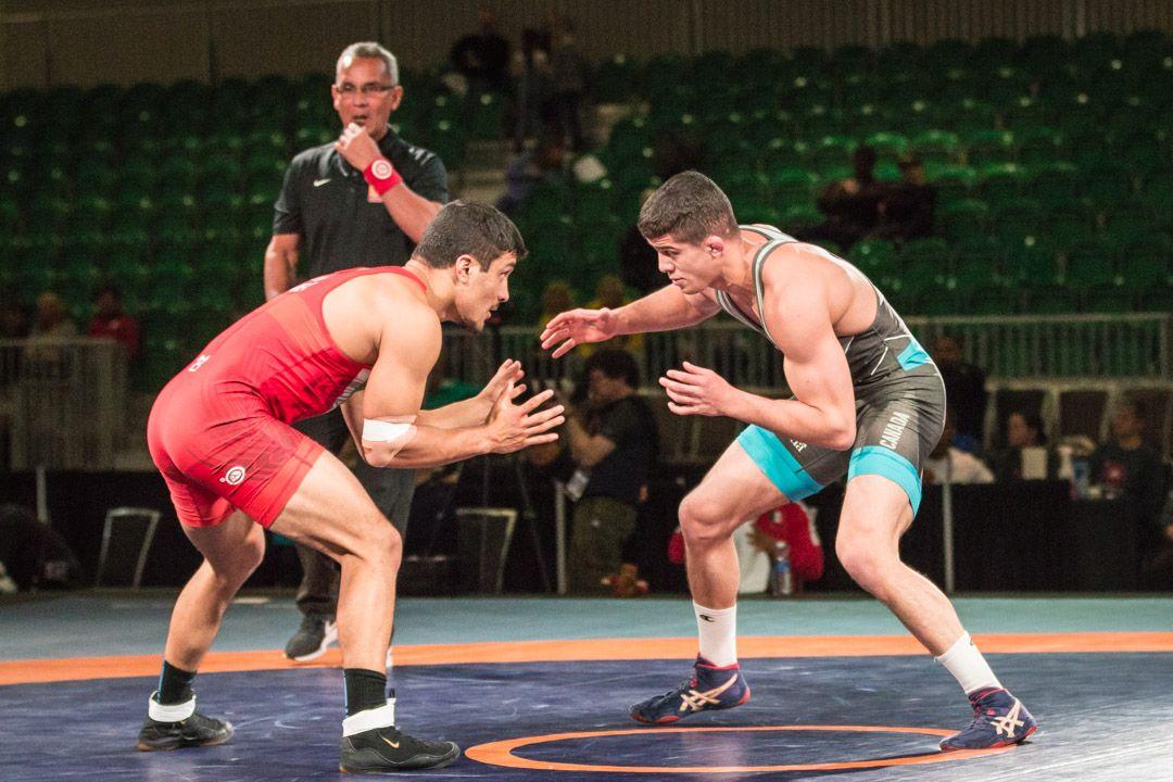 2020 Pan-Americn Wrestling Championships