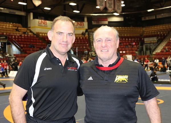 The University of Regina loses its Wrestling Programs