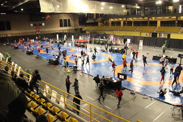 The Junior-Senior Nationals makes its return to Quebec