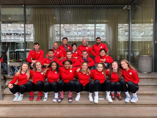 Results from the 2019 Junior World Champions