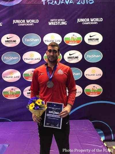 A new beginning for Canadian wrestlers?
