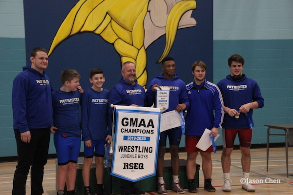Results from the 2020 GMAA Championships