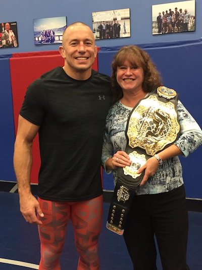 The unsung heroes of Quebec Wrestling: Judy Paul