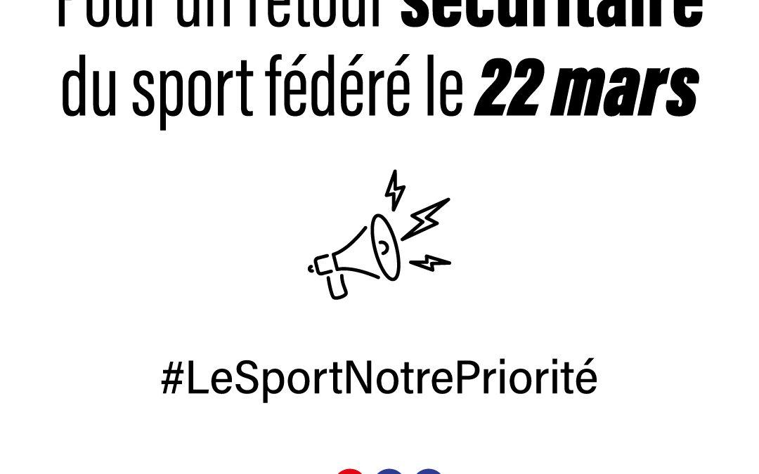 Les représentants des sports de combat demandent  une reprise sécuritaire des sports fédérés au plus tard le 22 mars 2021