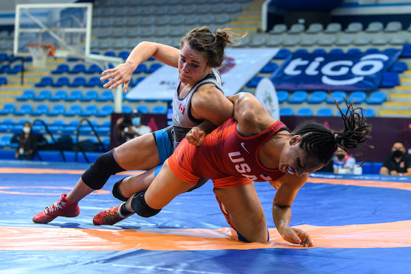 Quebec athletes perform extremely well at the Pan Ams